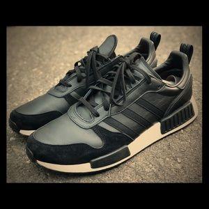 Adidas Risingstar x r1 never made triple black